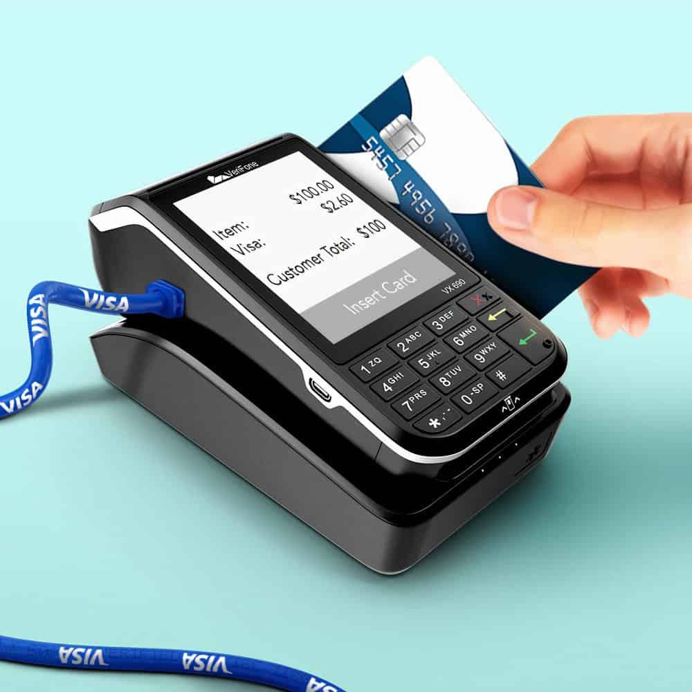 retail erp card reader